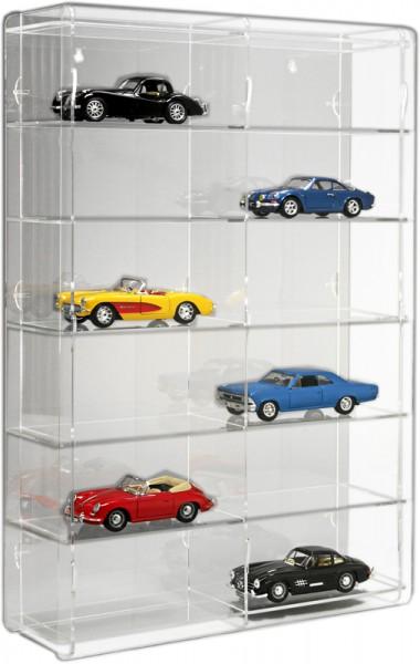 Model Car Display Cabinet 1/24